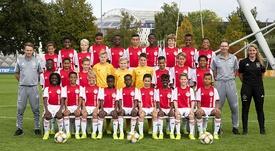 Equipe do Ajax golea por 50 a 1. Ajax