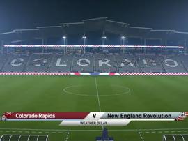 ¿El partido más largo del mundo? ¡Más de cinco horas! Captura/MLS