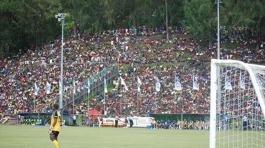 El Lawson Tama es un estadio muy peculiar. FIFA