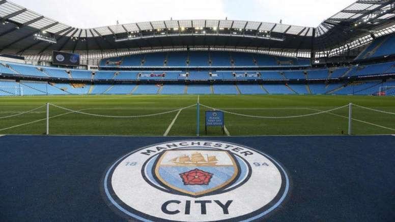 Manchester City pretende investir no futebol belga. AFP