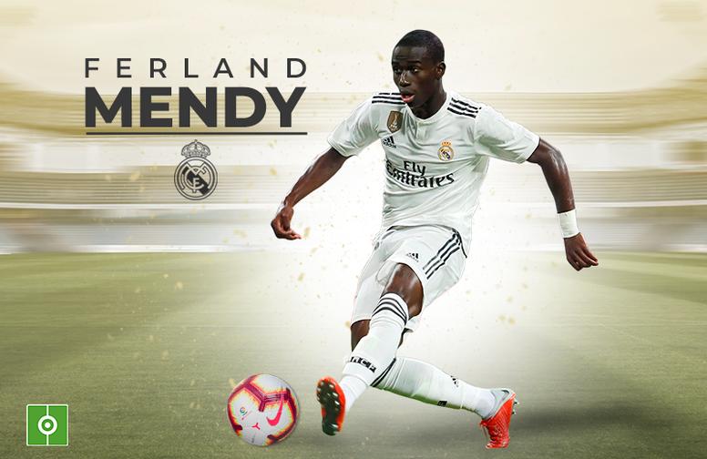 Ferland Mendy, nouveau joueur du Real Madrid. BeSoccer