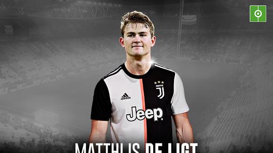 De Ligt é da Juventus. BeSoccer