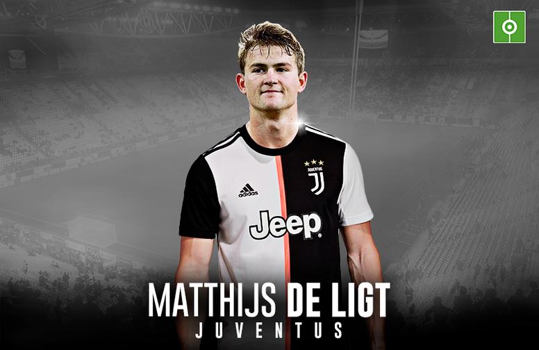 De Ligt ficha por la Juventus de Turín. BeSoccer