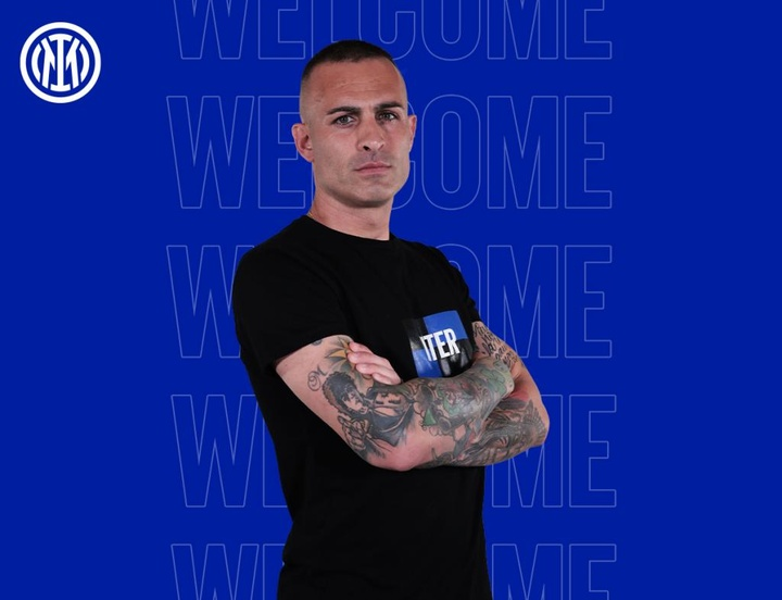 El Inter ficha a Alex Cordaz. Inter