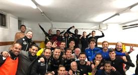 El presidente del Intercity confía en la sorpresa en Copa. Twitter/CFIntercity