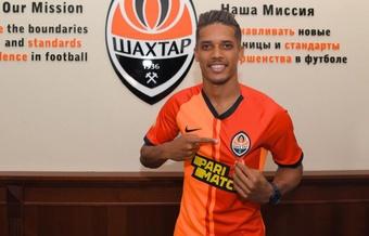 El brasileño ha firmado para las siguientes cinco temporadas. Shakhtar