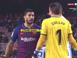 Le Barça s'est imposé 3-1 à domicile. GOLTV