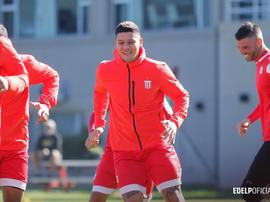 Marcos Rojo rejoint l'Estudiantes de la Plata. EdeLPOficial