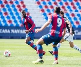 Atlético Levante y Castellón empataron y el liderato sigue apretado. AtléticoLevante