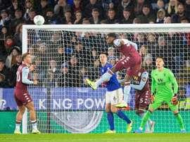 Leicester - Aston Villa: onzes iniciais confirmados. AstonVillaOfficial