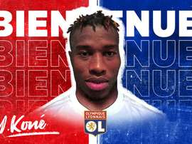 Lyon have signed Youssouf Kone to replace Ferland Mendy. OlympiqueLyonnais