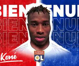 Lyon have signed Youssouf Kone to replace Ferland Mendy. OlympiqueLyonnais