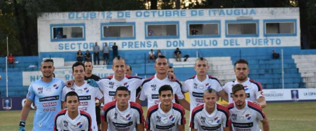Los penaltis sonríen a Nacional. ClubNacionalPy