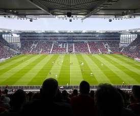 Escalações oficiais de Mainz 05 e RB Leipzig. Mainz05