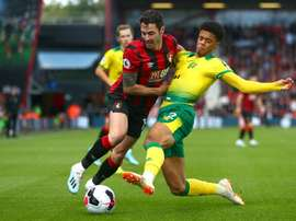 Bournemouth y Norwich City empataron a cero. Twitter/afcbournemouth