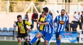 El Hércules tendrá que jugar sin sus dos centrocampistas, sancionados. Twitter/CFHércules