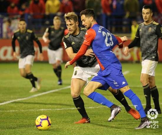 El Oviedo se acerca al 'play off'. LaLiga