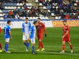 El Lleida venció por la mínima al Castellón. Twitter/CD_Castellon