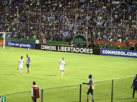La ida acabó con empate a 1. DeportivoTáchira