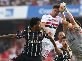 Maicon, Rodrigo e Cícero devem jogar contra o Corinthians. SaoPaulo