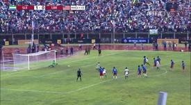El jugador que falló este vital penalti fue atacado en su casa. Captura/FIFA