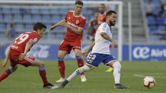 Tenerife y Zaragoza se enfrentan con la mente puesta en el ascenso. LaLiga