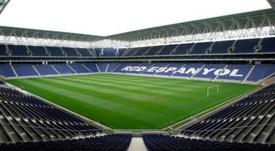 El RCDE Stadium cumple once años. EFE