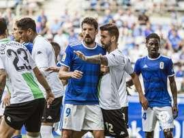 Oviedo y Extremadura firmaron las tablas. Twitter/laliga