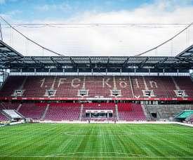 Escalações oficiais de Colônia e RB Leipzig. Koln