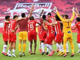 Sigue el directo de la fase previa de la Champions League 2020-21. AFP