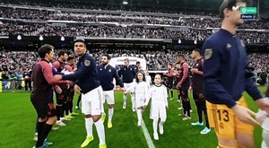 O Sevilla recebe o supercampeão Real Madrid. Captura/MovistarLaLiga