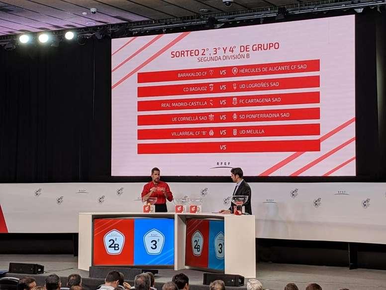 Estos son los cruces del \'play off\' de ascenso a Segunda División ...
