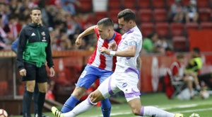 Sporting y Numancia empataron en Gijón. LaLiga