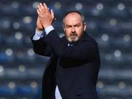 Steve Clarke appointed as Scotland manager. ScotlandNT
