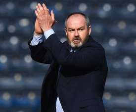 Steve Clarke appointed as Scotland manager. ScotlandNT