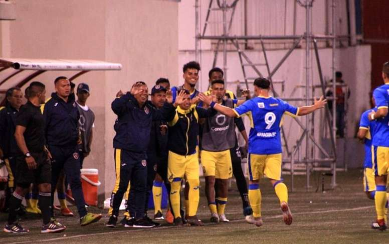 Managua derrotó 0-2 a Real Estelí. ManaguaFC