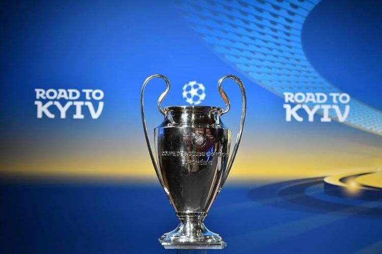 Le tirage au sort des quarts de Ligue des champions. AFP