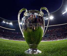 Champions League. EFE