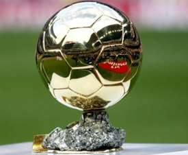 A 'Bola de Ouro'. EFE