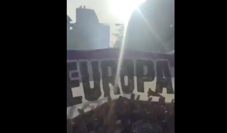 Sergio Ramos pide el apoyo del madridismo. Twitter/SergioRamos