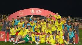 El Villarreal ha visto cómo triunfan sus valores. RFEF