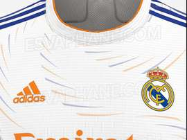 Real Madrid could wear orange for the first time since 2014. Evasphane.com