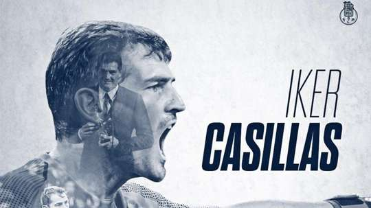 Casillas prolonge son contrat. FCPorto