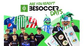 Llegan los 'BeSoccer Days' cargados de premios y sorpresas. BeSoccer