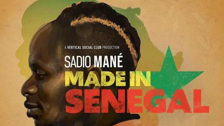 Sadio Mané : Made in Sénégal. RakutenTV