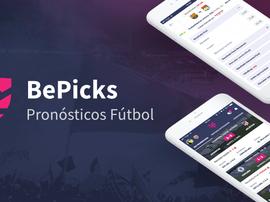 Descubre BePicks, la app definitiva de pronósticos de fútbol.