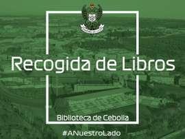 El Toledo, en modo solidario. Twitter/CD_Toledo