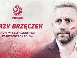 Jerzy Brzeczek sustituirá a Adam Nawalka. PZPN