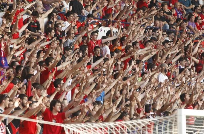Osasuna perdía 0-2 al cuarto de hora de partido y terminó remontando. Osasuna