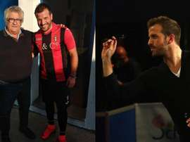Former Spurs star van der Vaart has a new life away from football. Chiclana/Bet365